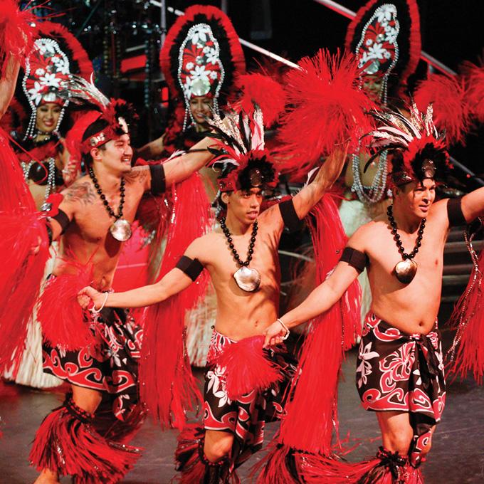 Oahu Live Show
