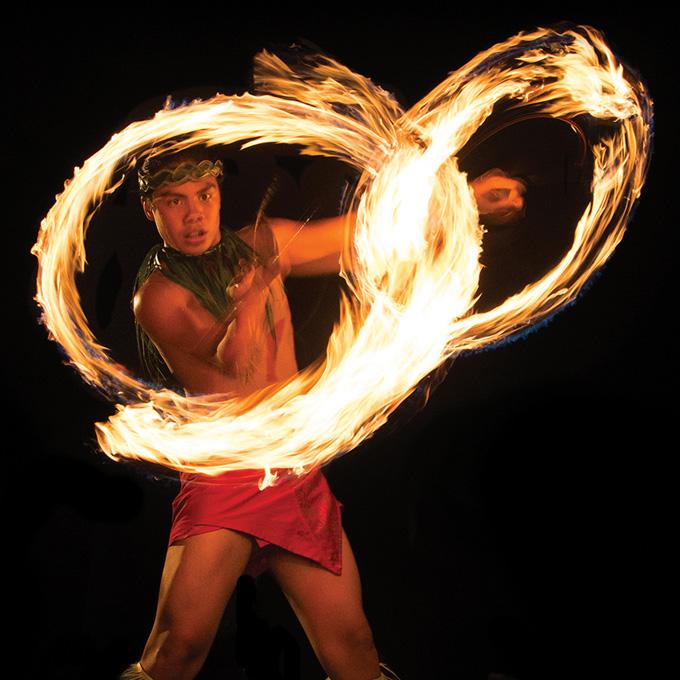 Oahu Hula Show