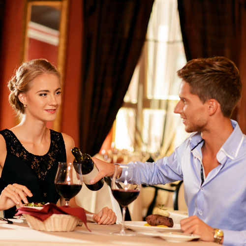 Intimate Dinner for Couples in Chicago