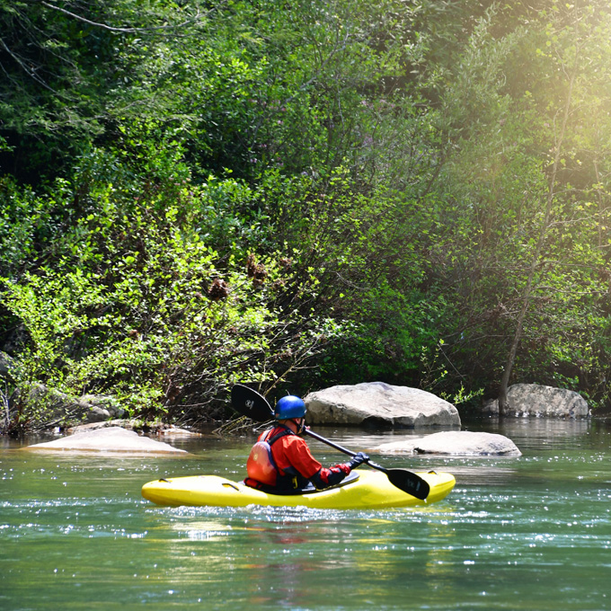 Kayak & Brewery Tour in West Virginia
