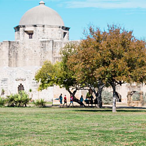 Visit San Antonio Missions