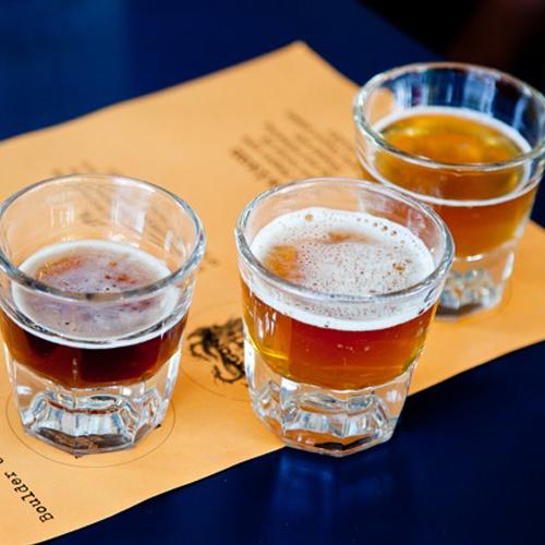 Beer Tasting on Santa Cruz Food Tour