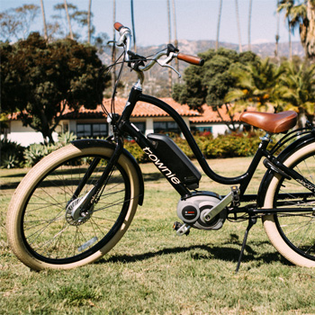 Electric Bike rode on Santa Barbara Tour