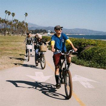 Electric Bike Tour in Santa Barbara