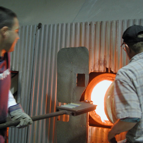 New York Private Glass Blowing Class