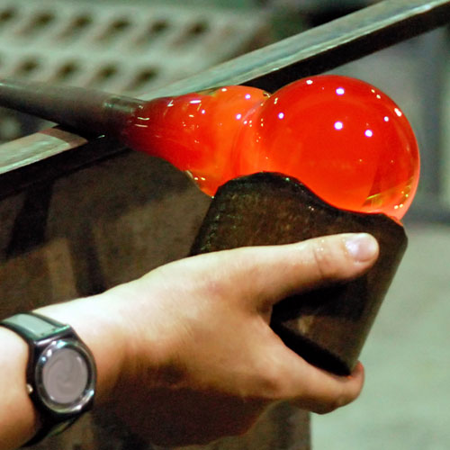 Romantic Glass Blowing Experience in NYC