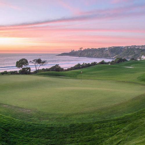 Golf Lesson at Monarch Beach Golf Links