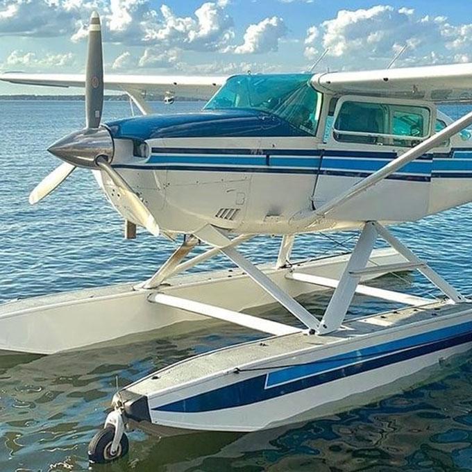 Harris Chain Seaplane Sightseeing Tour in Florida