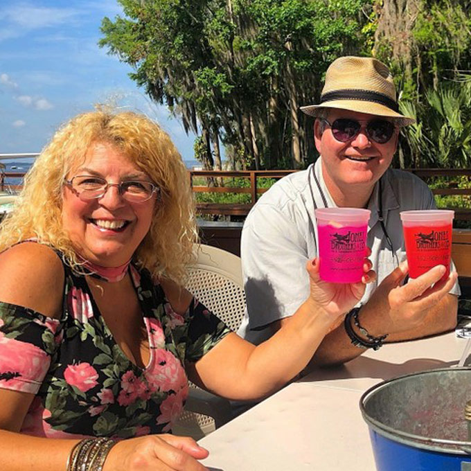 Seaplane Bar Hop Tour near Orlando