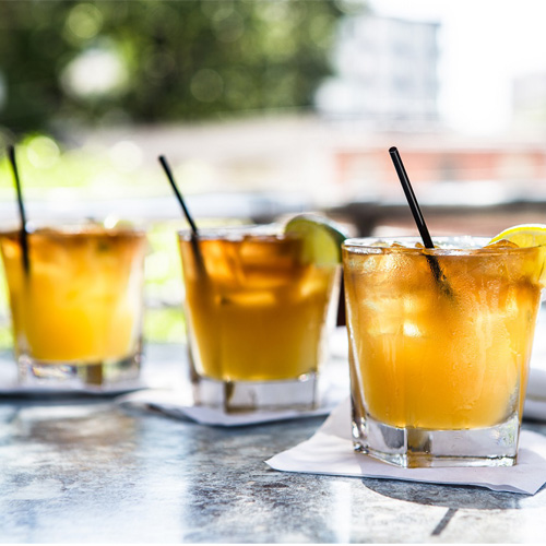 Rum Cocktails on the Midtown Food and Drink Tour
