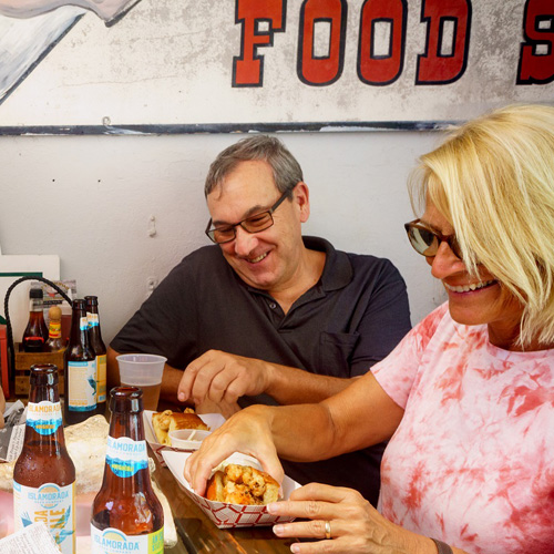 Old Town Food and Drink Tour