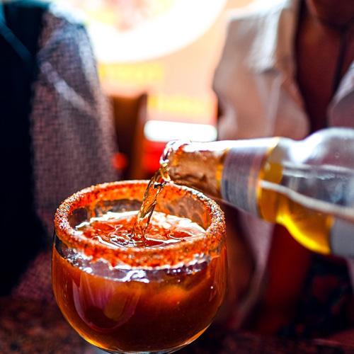 Drinks on the Venice Beach Food Tour