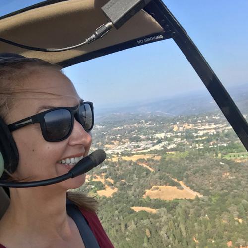 Sacramento Helicopter Lesson