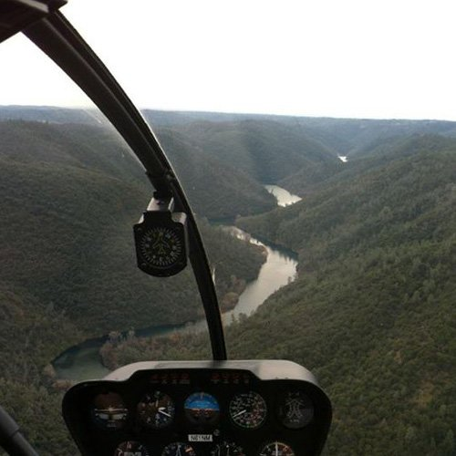 Scenic Helicopter Tour near Sacramento