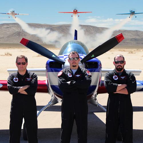 Las Vegas Sky Combat Pilots