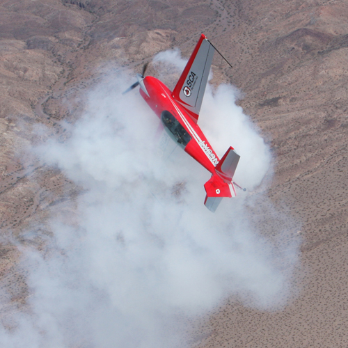 Sky Combat Dogfight in Vegas