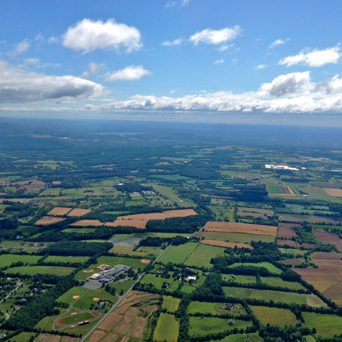 New Jersey Helicopter Tour in New York