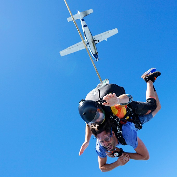 Skydive in Williamstown