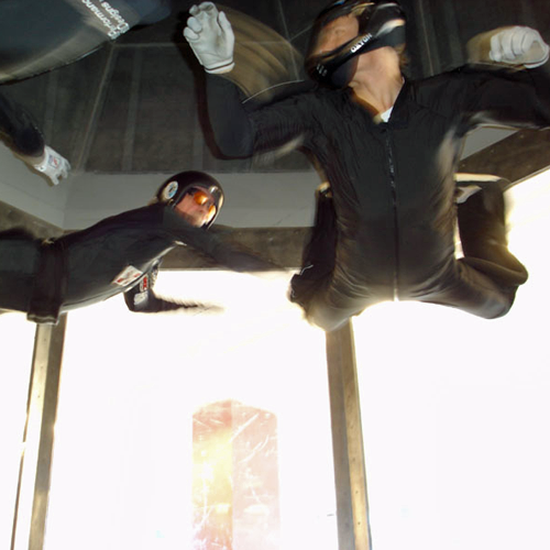 Indoor Skydiving Experience near Boston