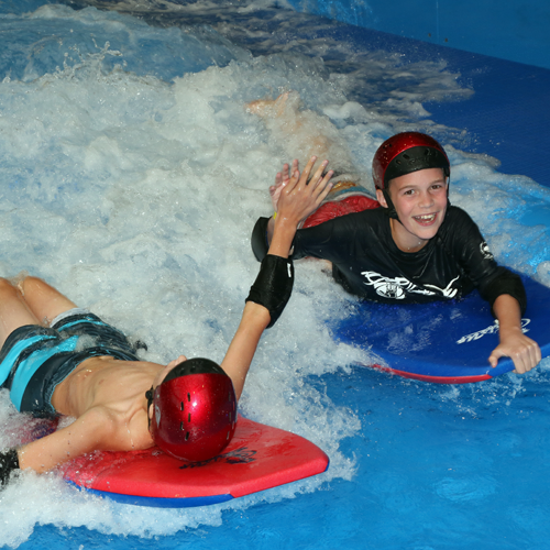 Boogie Boarding and Surfing Lesson in Nashua, NH