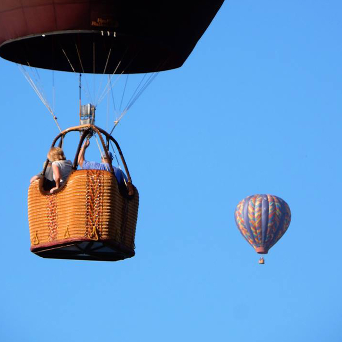 Detroit Private Hot Air Balloon Ride