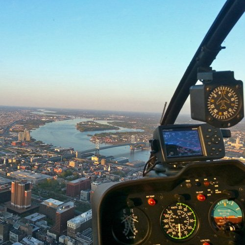 Helicopter Tour of Philadelphia