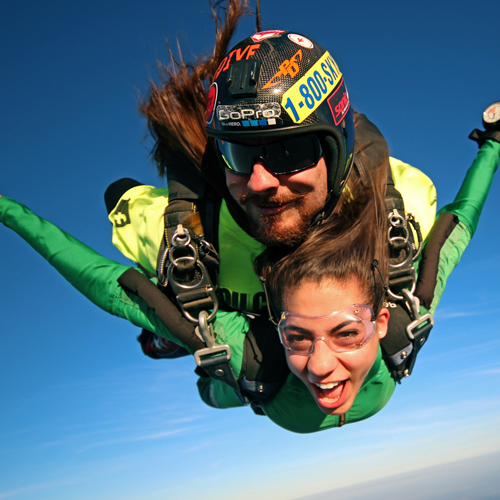Tandem Skydiving Experience in Houston | Cloud 9 Living