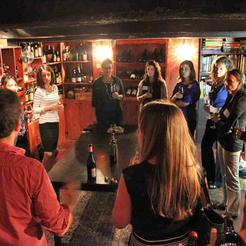 Walking Tour in NY with Wine Tasting