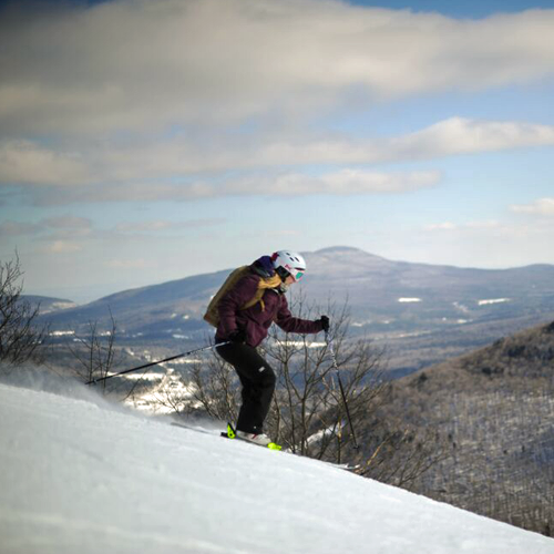 Skiing at Hunter Mountain from New York City