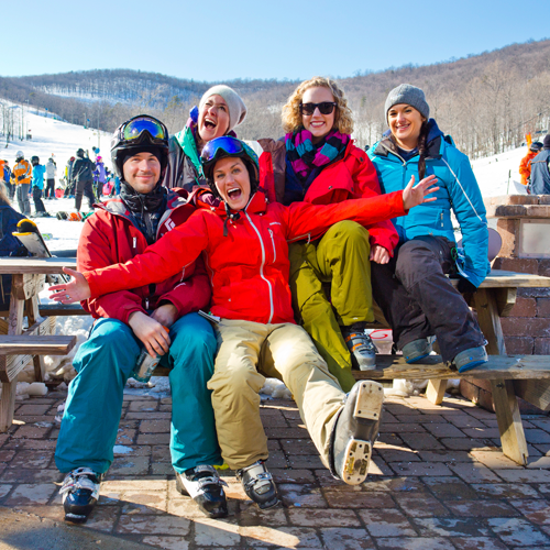 Ski and Snowboard Trip from Washington DC