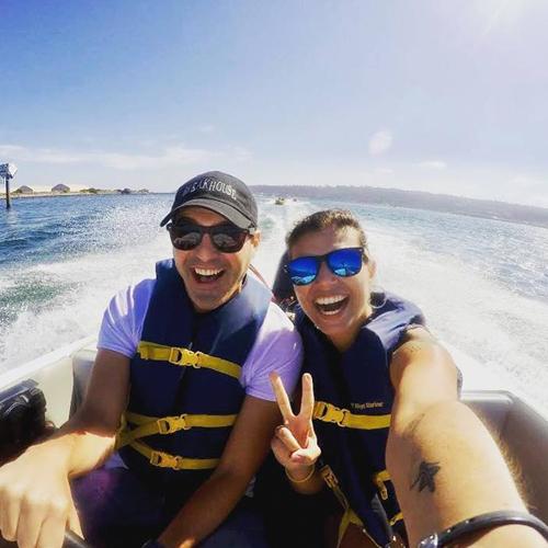 Charleston Harbor Speed Boat Adventure