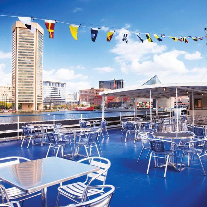 Baltimore Happy Hour Cruise