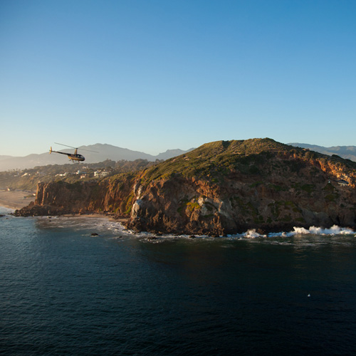 Helicopter Tour in California