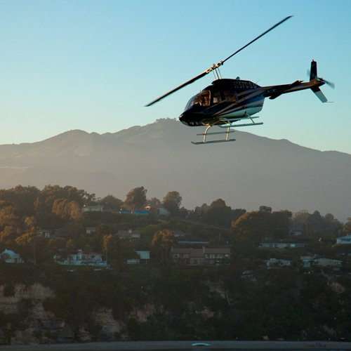 Scenic Helicopter Flight in LA