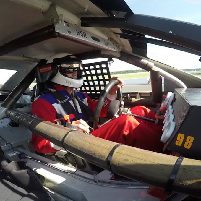 Drive a Stock Car at Pocono Raceway