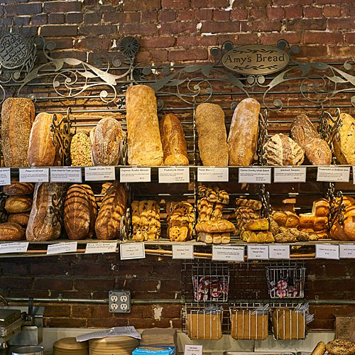 Bread during Dessert Tour in New York
