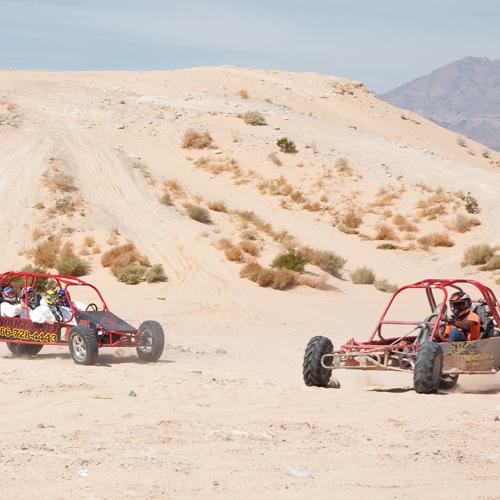 Dune Buggy Experience in Las Vegas