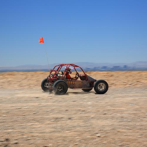 Las Vegas Dune Buggy Chase