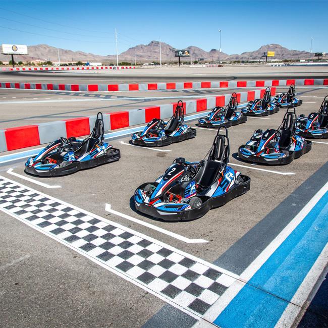 Las Vegas SuperKart Racing Experience
