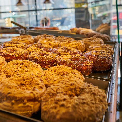 Guided Dessert Tour in New York City