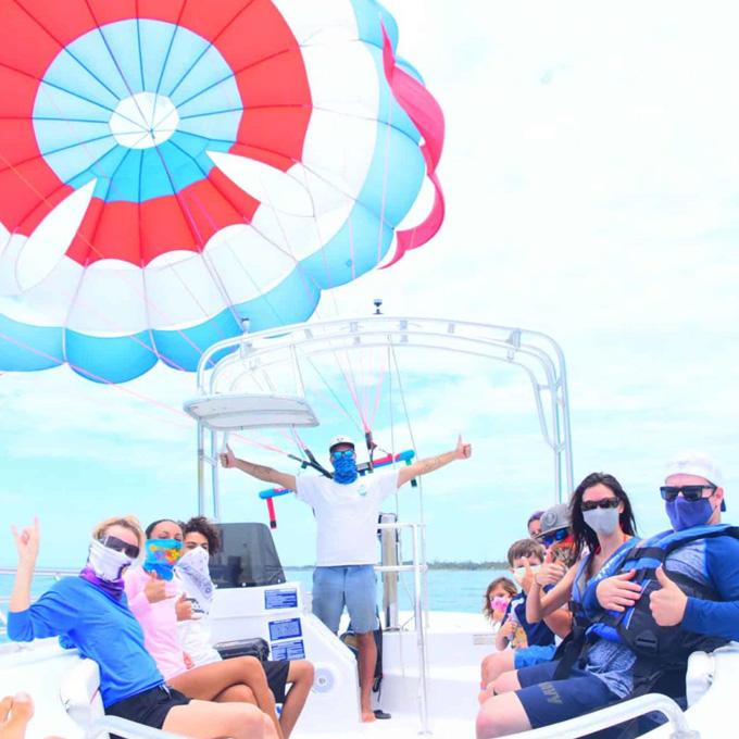 Key West Parasailing