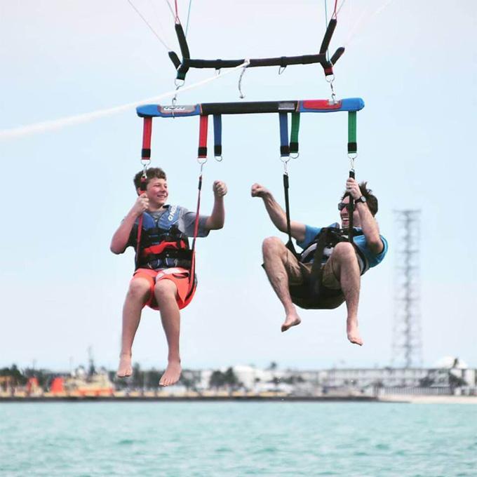 Parasailing Experience in Florida