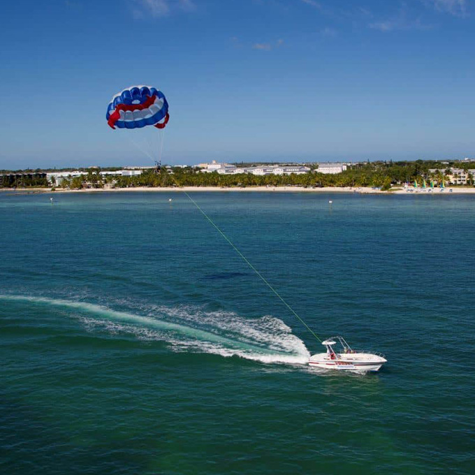 Fly Above Key West in a Parasail