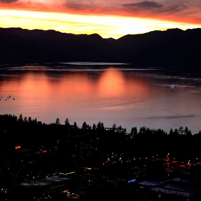 Scenic Helicopter Tour from South Lake Tahoe, CA