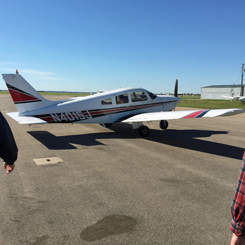 Twin Cities Scenic Plane Tour in Minneapolis