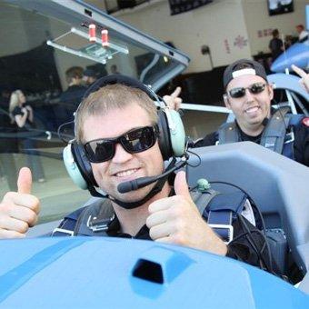 Top Gun Aerobatic Flight near Lake Tahoe