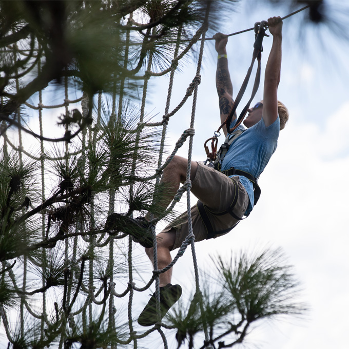 Ropes Course in Tampa