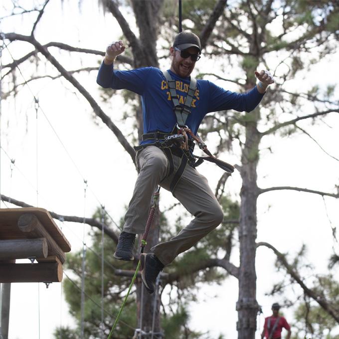 Treetop thrills in Bradenton