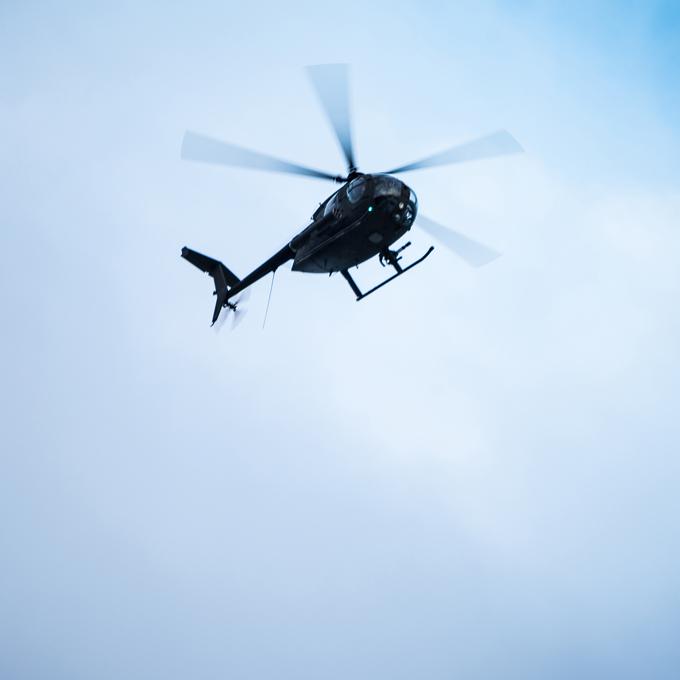 Jet Turbine Helicopter Tour near Detroit