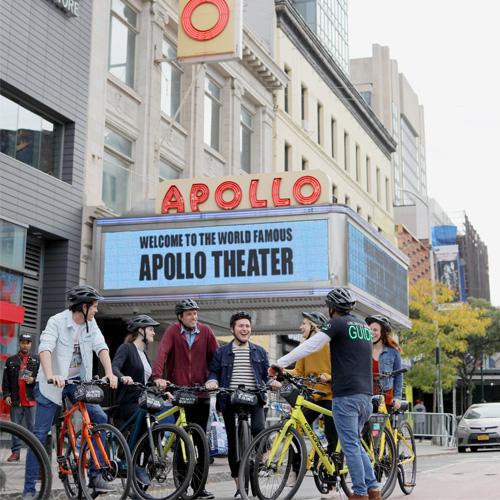 Harlem Bike Tour